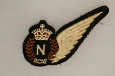 WW2 Canadian RCAF Navigators Wings 1