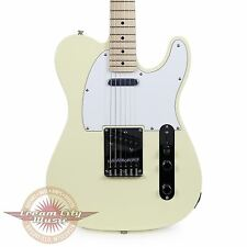 Brand New Fender Squier Affinity Telecaster Maple Fretboard in Arctic White