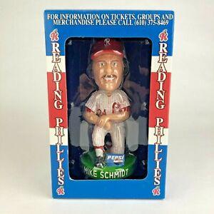 2003 Mike Schmidt Reading / Philadelphia Phillies Bobblehead *NEW IN BOX / MINT*