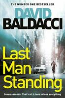 Last Man Standing by Baldacci, David, NEW Book, FREE & FAST Delivery, (Paperback