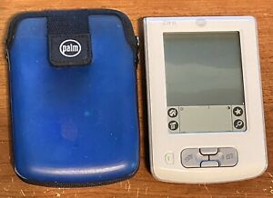 Palm Zire m150 PDA Handheld Organizer with Case and Stylus. Untested.