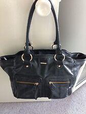 Diana Ferrari black handbag
