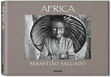 Sebastião Salgado AFRICA (TASCHEN - 2010/English, German, French) - RARO