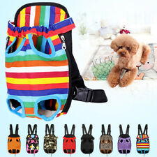 Small Pet Dog Puppy Carry Carrier Portable Travel Bag Bag Outdoor Backpack New