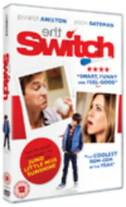 The Switch DVD (2011) Jennifer Aniston, Gordon (DIR) cert 12 Fast and FREE P & P