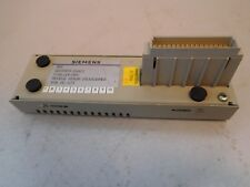 Siemens 6es5985-2aa11 MEP modules EPROM Programmer for PG 675 E-Stand: 2