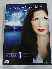 CROSSING JORDAN TEMPORADA SEASON 1 - ESPAÑOL ENGLISH + EXTRAS - 6 X DVD