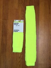 AMERICAN APPAREL NEON YELLOW Leg Warmer ONE SIZE NEW in Package