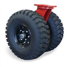 Hamilton Pneumatic Dual Wheel S 72250 Pr 25 Swivel Caster 1 14 Precision