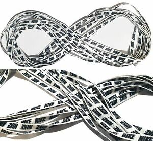 Shoe Laces (White) With Nike Logo Unisex