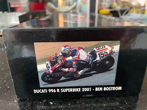Minichamps 1:12 Ducati 996 R Superbike 2001 Ben Bostrom
