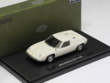 LOTUS EUROPA S1 OLD ENGLISH WHITE EBBRO Model 1/43 #44278