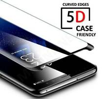 9H 5D Curved Case Friendly Tempered Glass Screen Guard For Samsung Galaxy S8