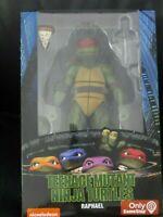 NECA TMNT Teenage Mutant Ninja Turtles Raphael Movie Figure 1990 MISB '90s