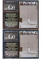 Willie Mays #24 The Catch 1954 World Series Photo Plaque HOF Giants