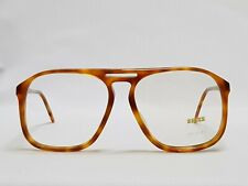 Vtg 80s mens glasses Zeiss W.Germany frames Eyeglasses 4070 frame Square