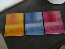 3 Fotoalben, Einsteckalben, Mini, für jeweils 36 Fotos  9 x 13,