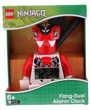 FANG-SUEI ALARM CLOCK ninjago lego MISB legos NEW minifigure minifig snake ninja