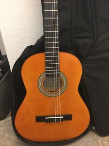 tanglewood Discovery acoustic guitar 3/4 size