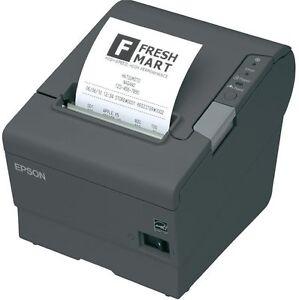 Bondrucker Epson TMT-88 IV für Windows 7-10 TM-T88-IV TMT88 mit USB-Anschluß