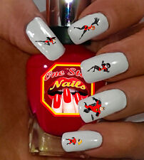 The Incredibles Disney Nail Art Stickers Transfers Decals Superhero SF001-69