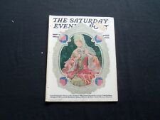 1930 FEBRUARY 15 THE SATURDAY EVENING POST MAGAZINE - ILLUSTRATED COVER -SP 1369