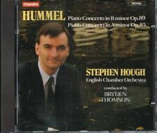 Hummel: Concerti Per Pianoforte Op. 89 & 85 / Stephen Hough, Bryden Thomson - CD