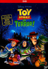 Disney Pixar Toy Story Of Terror (Dvd 2014) New Sealed
