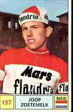 JOOP ZOETEMELK MARS Cyclisme wielrennen Cycling Cycliste Chromo Tour de France