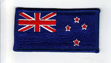Flag of New Zealand - 5 Embroidered Patches