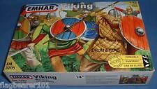 EMHAR 3205. VIKING WARRIORS. 9TH - 10TH CENTURY. 1/32 scale VIKINGS