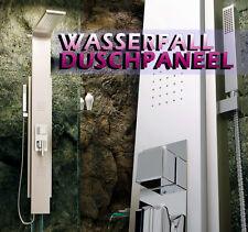 725 NEU Aluminium Duschpaneel DUSCHSÄULE, REGENDUSCHE, WASSERFALL ..:BILLIG:..