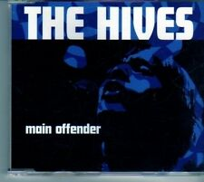 (DM944) The Hives, Main Offender - 2002 DJ CD