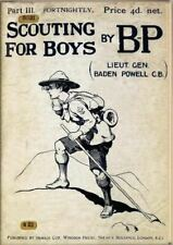 British Library eReader/Tablet Case - Scouting For Boys - Available in 2 Sizes
