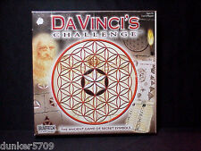 2004 DAVINCI'S CHALLENGE GAME BRIARPATCH AGES 8+ 2 OR 4 PLAYERS COMPLETE