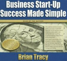 Business Start-Up Success Made Simple by Tracy, Brian CD-AUDIO