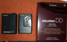 Sony Walkman dd WM-DD10 mit Tasche, Kopfhörer + Originalverpackung