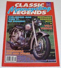 CML 31, Winter 1994 / 95 – George Salt, Triss Sharp, MV6, Heinz Luthringshauser…