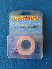Daybrite High Visibility Tape for sailing, hobbies ,caravan ,rescue,DIY