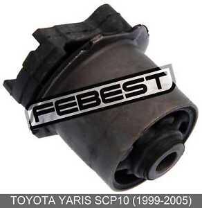 Crossmember Bushing For Toyota Yaris Scp10 (1999-2005)