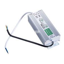 Waterproof LED Driver 100 w Watt 12 v volt IP67 power supply transformer outdoor