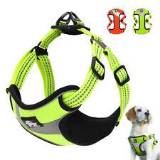 Truelove No Pull Dog Harness Reflective Medium Large Dog Vest for Labrador Boxer