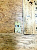 "5/8"" Grandfather Clock Suspension Spring       (K1458)"