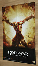 God of War Ascension rare Poster 80x53cm PS3 Playstation 3