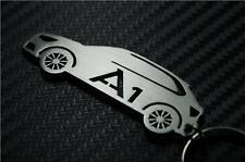 AUDI A1 voiture Porte-clés Porte-clef Porte-clés tfsi tdi sline SPORT S TSI
