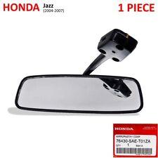 Interior Inside Rear View Mirror Fits Honda Jazz Fit Hatchback 2004 2007