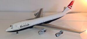 Inflight200 IF742301 1:200 Boeing 747-136 British Airways British Titles G-AWNI