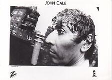 John Cale Ze Records Original Vintage 1978