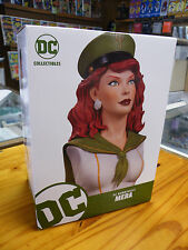 DC BOMBSHELLS, MERA BUST, NEW, NEVER OPENED, AQUAMAN