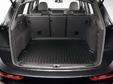 Q5 Cargo Liner Boot Mat Protector Audi Genuine All Q5 up to 07/2017